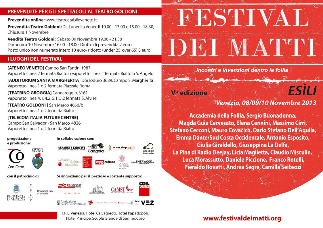 Festival dei Matti 2013