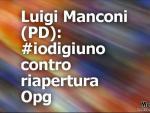 Sen. Luigi Manconi